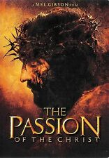 The Passion of The Christ ~ Monica Bellucci ~ DVD WS dts ~ FREE Shipping USA