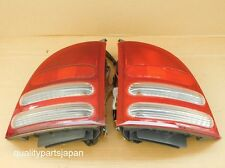 TOYOTA STARLET EP91 TAIL LIGHTS REAR LAMPS JDM GLANZA TURBO