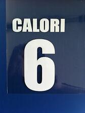 Venezia kit CALORI plastichina Nameset maglia calcio kelme