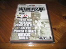 Fuerza Mexicana Vol. 1 El DVD - Chicano Rap Dyablo Gramatiko El Maloso Necio