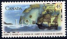 1997 Canada Caboto Congiunta Gemella con Italia  MNH**