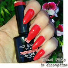 558 VB™ Line Lobster Roll Pinky Coral ~ 8ml nail gel polish - from vbline-co-uk