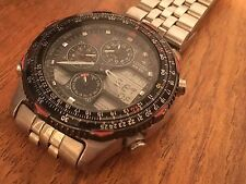 Vintage Citizen NaviHawk Promaster Pilot's Watch (Tested w/ New Battery)