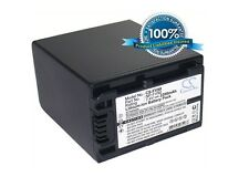 7.4V battery for Sony DCR-SR62, HDR-CX370, HDR-TG1, E HDR-CX350VET, HDR-TG5/E
