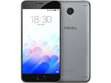Meizu M3 Note 32 GB grey 4100 mAh battery, Fingerprint sensor, 3GB, Metal body