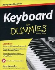 Dummies - Keyboard For Dummies (2013) - New - Trade Paper (Paperback)