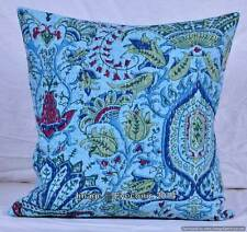 """New Indian Kantha Abstract Home Decor Kantha Pillow 16"""" Cushion Cover Throw @32"""