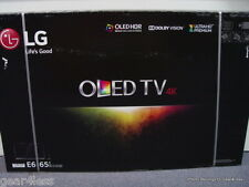 "LG OLED65E6P 65"" OLED 4K Ultra Flat Screen Panel Ultra HD TV Smart HDTV 3D 3-D"