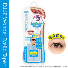 [D.U.P] Wonder Eyelid Tape for Natural Double Eyelids (Point Type) Japan
