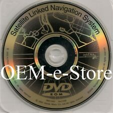 2000 2001 2002 Acura TL RL CL Coupe Navigation Black OEM DVD Map U.S Ver 2.05B