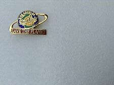 LOS ANGELES SAVE THE PLANET HARD ROCK CAFÉ PIN MB-37B7-48 collectables UK seller
