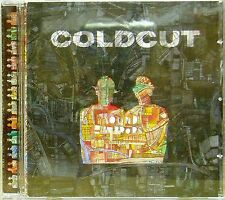 COLDCUT 'SOUND MIRRORS' CD NEW UNPLAYED DISTRIBUTOR STOCK