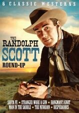 Randolph Scott Roundup Vol 2: 6 Films (2016, REGION 1 DVD New)