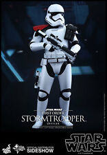 "12"" Star Wars First Order Stormtrooper Officer Hot Toys 902603 In Stock"