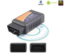✔ELM 327 OBD2 DIAGNOSI AUTO INTERFACCIA OBDII BLUETOOTH ANDROID CANBUS RESET KIT