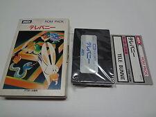 Telebunny MSX Japan