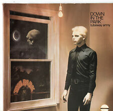 "Tubeway Army - Down In The Park 7"" Single 1979"