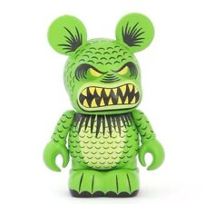 "Disney Parks Green Swamp Monster Vinylmation 3"" Figure Urban Series 9"