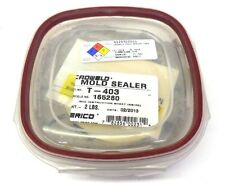 ERICO CADWELD MOLD SEALER T-403, 165280, INCLUDES INSTRUCTIONS, 2 LB. PACKAGE