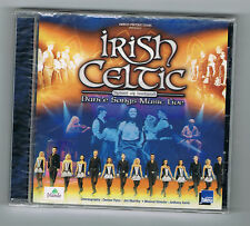 IRISH CELTIC - DANCE SONGS MUSIC LIVE - CD 14 TITRES - 2013 - NEUF NEW NEU