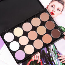 10/15 Color Eye Camouflage Concealer Palette Cosmetic Makeup Cream Corrector