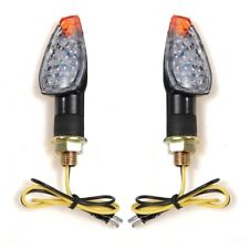 2x Motorcycle,14-LED,Indicators, Amber,custom,chop,streetfighter,trike,project,