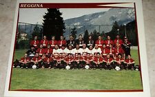 FIGURINA CALCIATORI PANINI 1998/99 REGGINA 575 ALBUM 1999