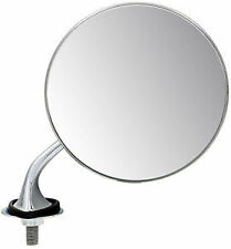 CLASSIC MINI LUCAS STYLE CHROME WING/DOOR MIRROR R/H WM1904 O/S CONVEX GLASS 4R7
