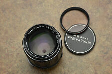 Rare Transitional Asahi Pentax Super & S-M-C Takumar f3.5 135mm Lens M42 (#744)
