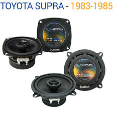 Toyota Supra 1983-1985 Factory Speaker Replacement Harmony R4 R5 Package New