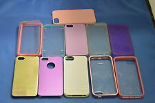 CELL PHONE CASE LOT 11 APPLE IPHONE 5 PHONE CASES AIR JACKET A5, ELAGO, SPIGEN
