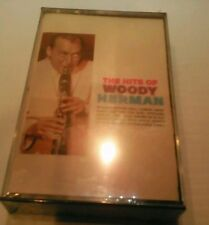 WOODY HERMAN: THE HITS OF WOODY HERMAN CASSETTE - SEALED