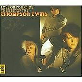 Thompson Twins : Love on Your Side: the Best of the Thompson Twins (2CDs) (2007)