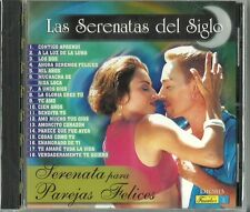 Serenata Para Parejas Felices Latin Music CD New