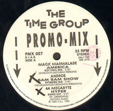 VARIOUS (MAGIC MARMALADE / ANDROS / 44 MEGABYTE / HOLE IN ONE) - Promo Mix 07