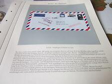 Post Archive 5 philatélie 65 retour destinataire inconnu déformé