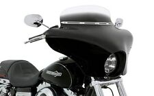 A16 2001-2008 HONDA SHADOW SPIRIT VT750 BATWING FAIRING W SHIELD & CHROME MOUNTS