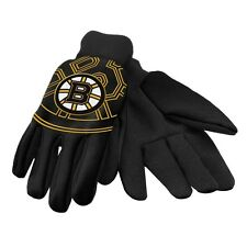 NHL Eishockey Handschuhe/Gloves BOSTON BRUINS Foil-Print neu & OVP