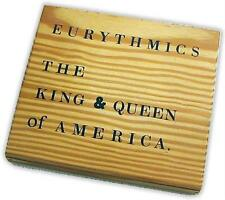 Eurythmics - The King & Queen of America [4 track CD in Wooden Box] Free Shippin