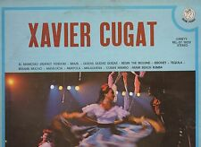 XAVIER CUGAT and his ORCHESTRA disco LP 33 g.  made in ITALY 1974