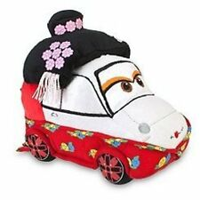 "Official Disney / Pixar Limited Edition Cars 2 Okuni Kabuki Dancer 7"" Plush Toy"