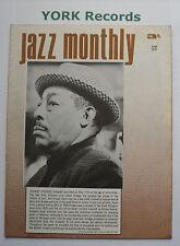 JAZZ MONTHLY MAGAZINE - June 1970 - No 184 - Phil Woods / Gene Krupa