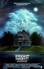 """""""FRIGHT NIGHT""""..Roddy MacDowell Modern Classic Horror Movie Poster A1A2A3A4Sizes"""