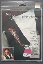 Bucilla Silk Ribbon Embroidery Wearable Transfer Kit April Delight No. 33549