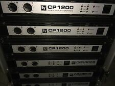 Electro-Voice EV Dynacord CP1200 Power Amplifiers Excellent CP 1200