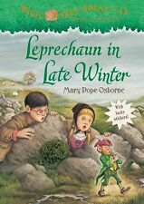 Magic Tree House #43: Leprechaun in Late Winter by Mary Pope Osborne c2012 NEW