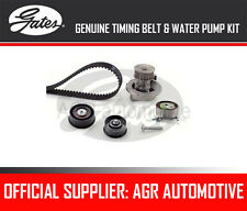 GATES TIMING BELT AND WATER PUMP KIT FOR OPEL VECTRA C GTS 1.8 16V 122 BHP 2002-