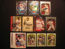 2013 TOPPS #1 BOSTON RED SOX MASTER TEAM SET 20 CARDS TED WILLIAMS GREATS & CUT