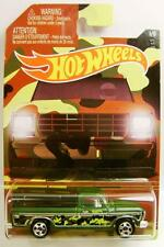 1979 '79 FORD PICKUP F150 TRUCK HOT WHEELS CAMO CAMOUFLAGE 2015 DIECAST 1/6