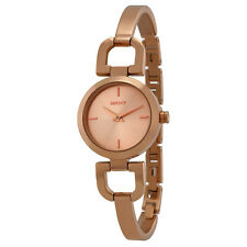 DKNY Rose Gold-tone Stainless Steel Ladies Watch NY8542